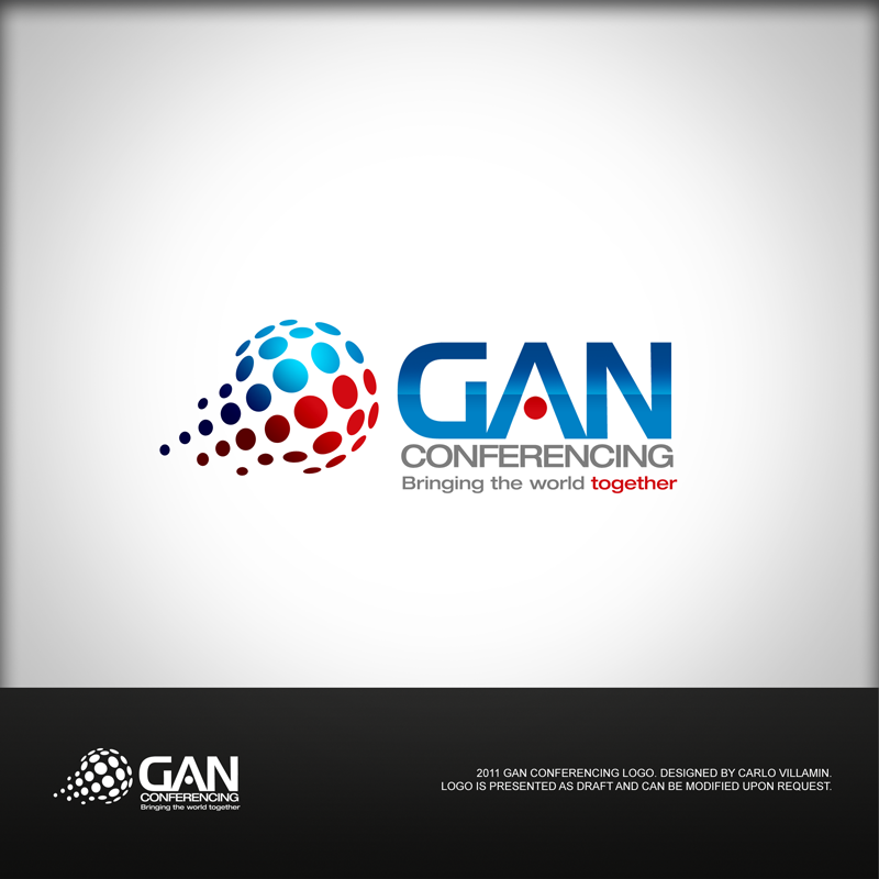 Great America Networks Conferencing - Telecommunications Logo