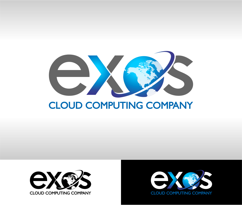 exos cloud computing company - Internet Services Logo