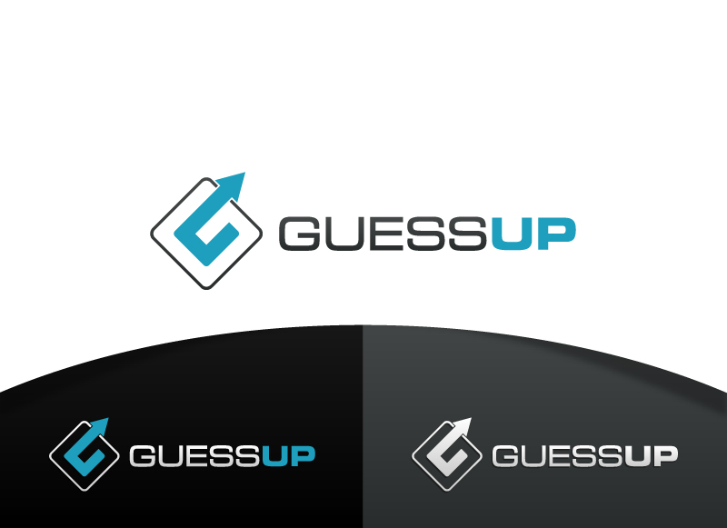 "Logo of ""GuessUp""  - Social Media Logo"