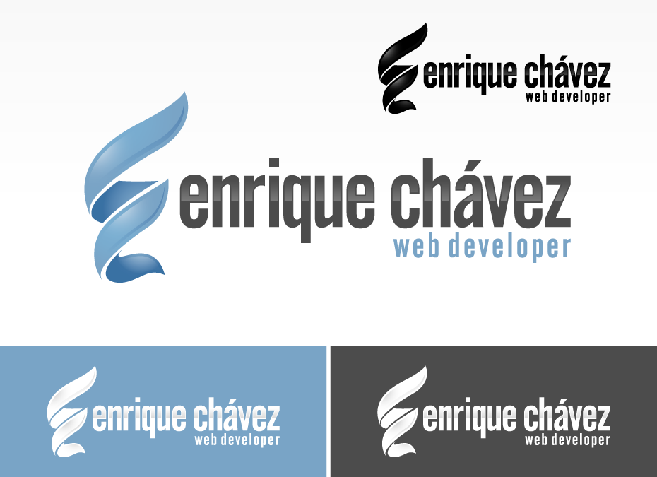 Enrique Chávez - Internet Services Logo
