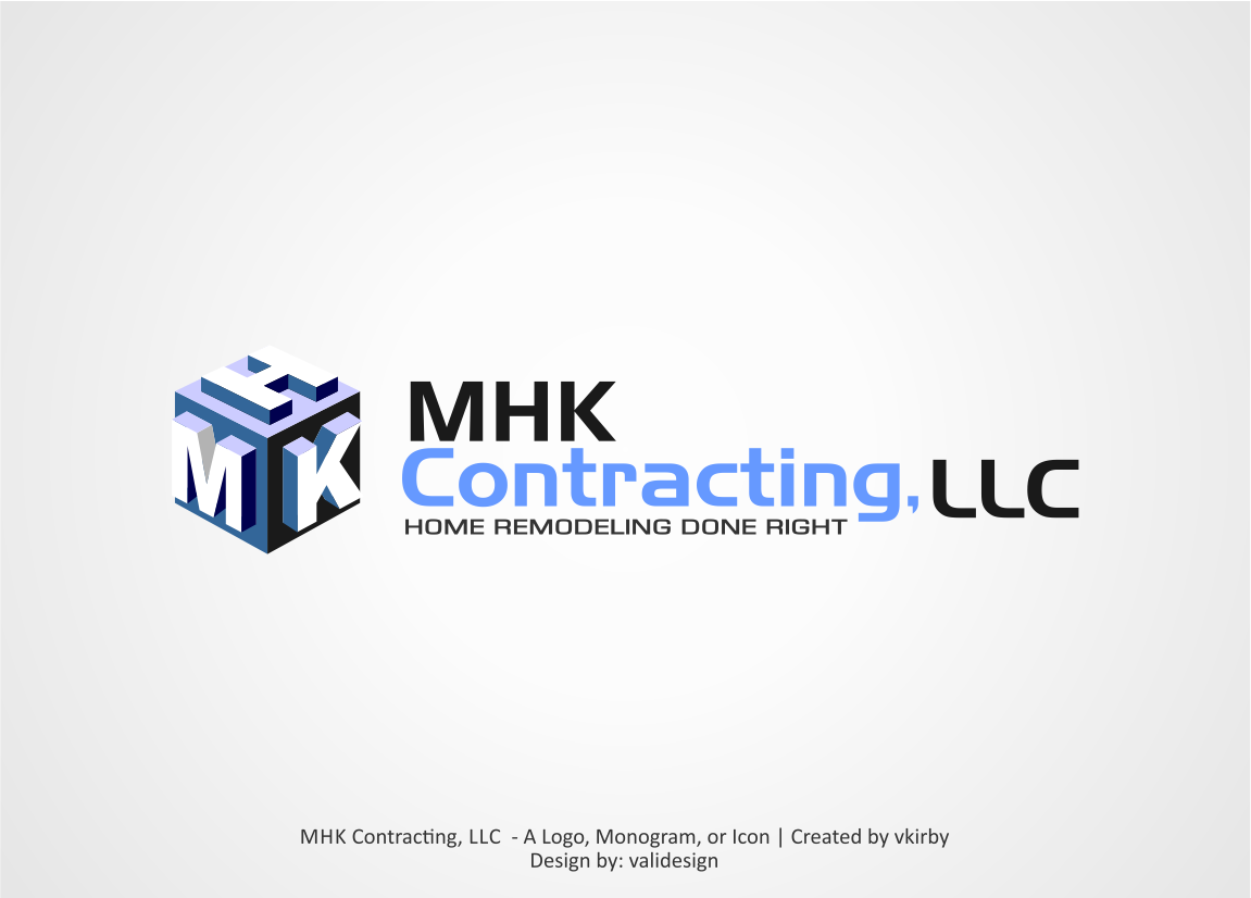 Cutting Edge Logo For A Home Remodeling Company By Vkirby