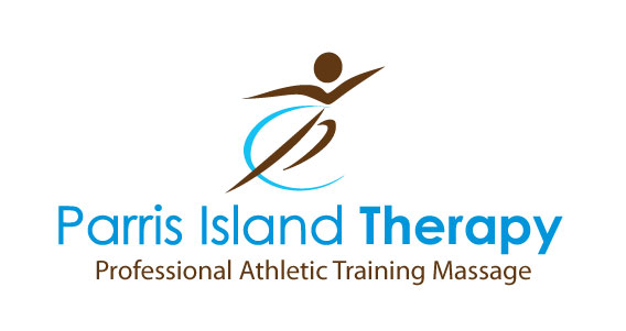 Athletic, Deep tissue, sports massage - Massage Therapy Logo
