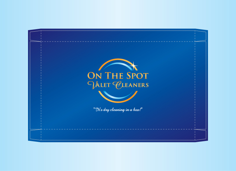 Logo for a High End Valet Dry Cleaning Service - Cleaning Logo