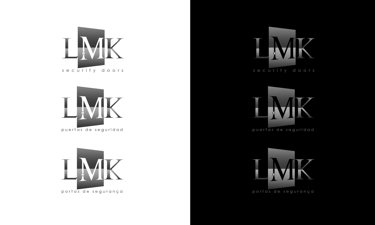 Logo for a high end contemporary and security doors company - Architecture Logo
