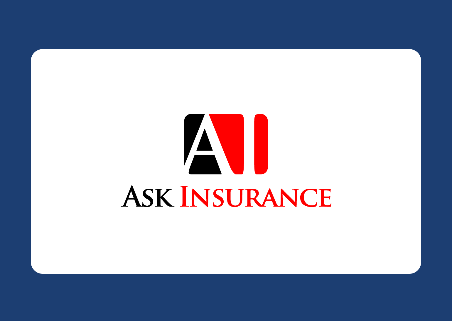 Ask Insurance - Financial Services Logo