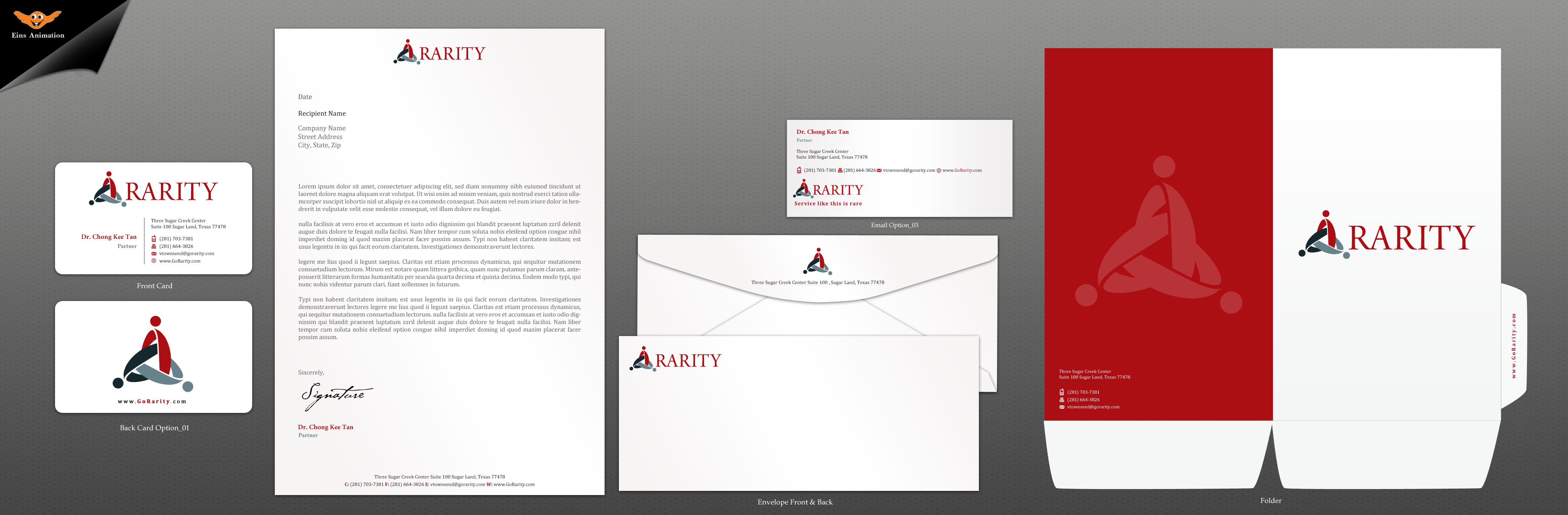 Business Cards/Stationary for CIO Outsourcing Company - Consulting