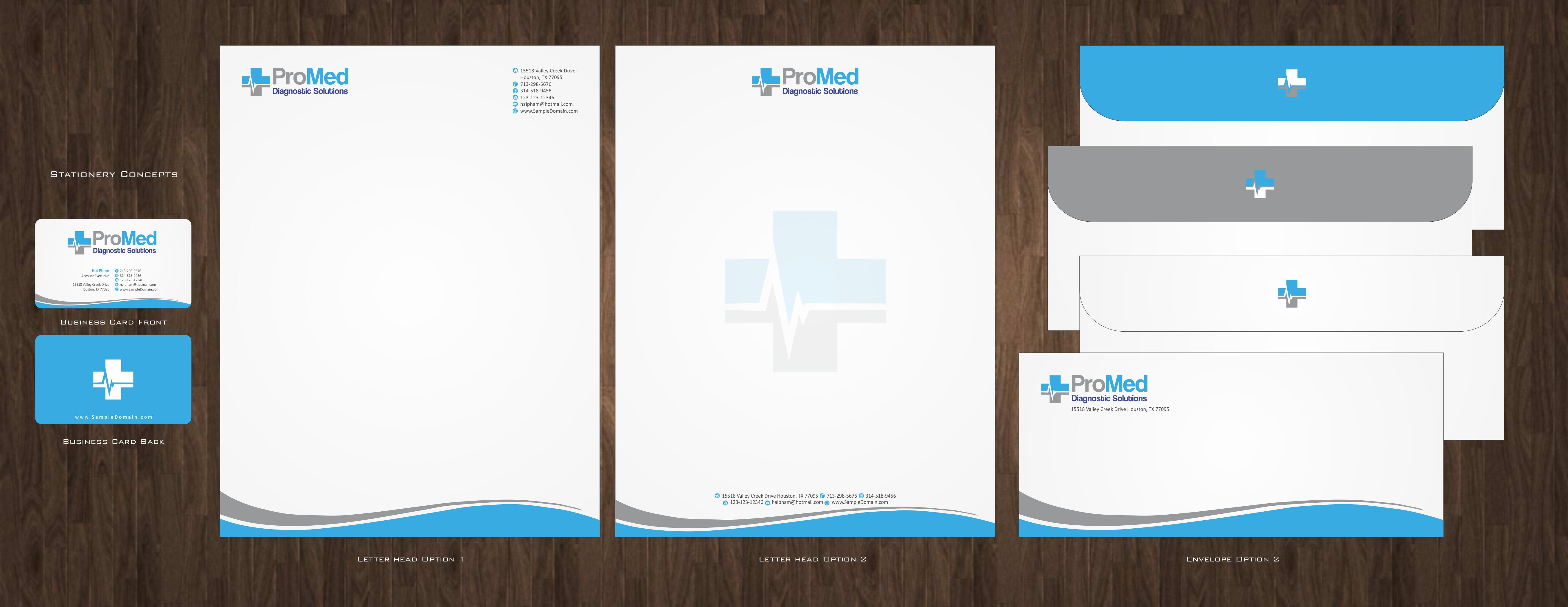 Stationary for ultrasound imaging company - Health