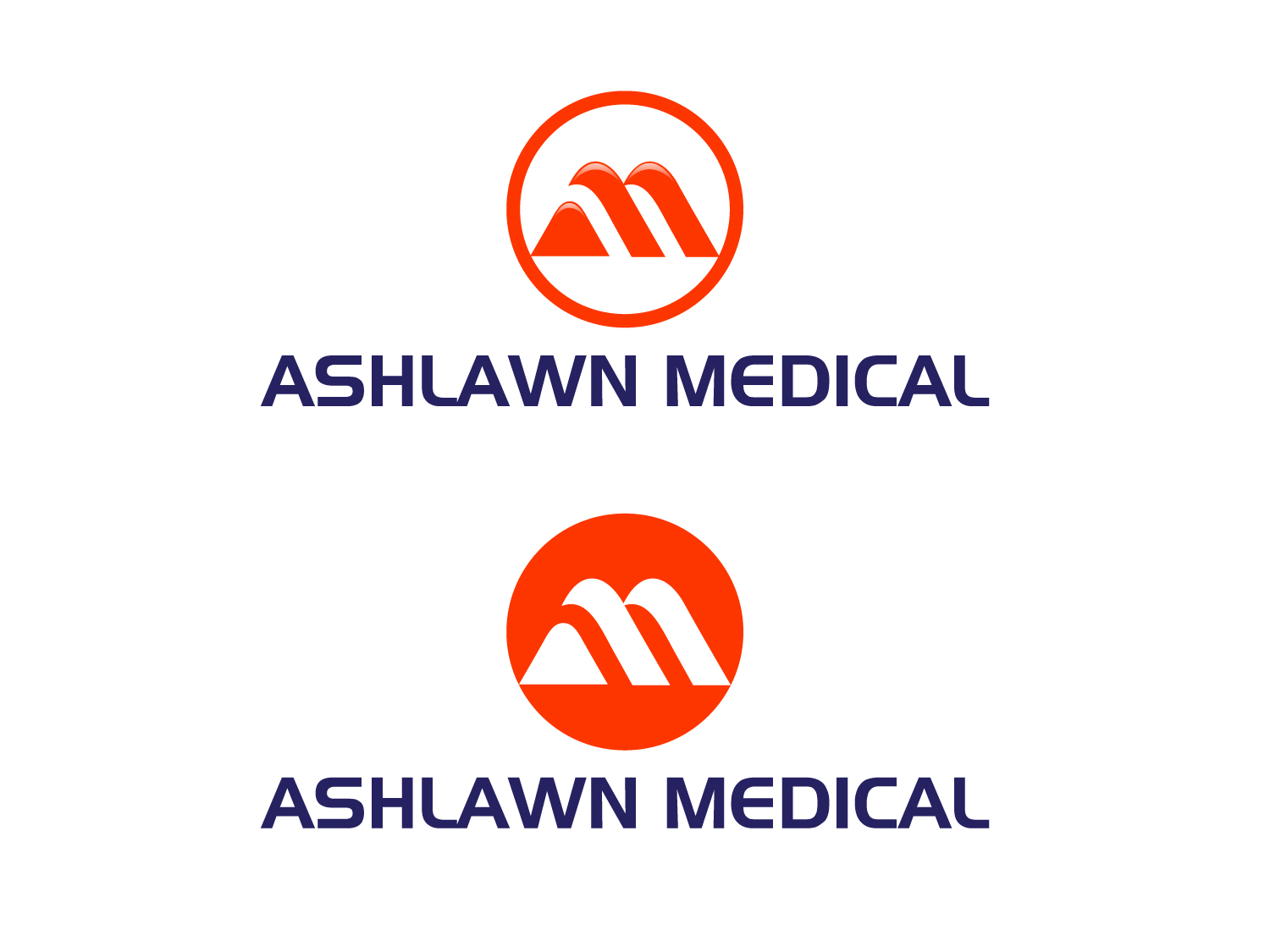 Ashlawn Medical Inc.  - Medical Logo