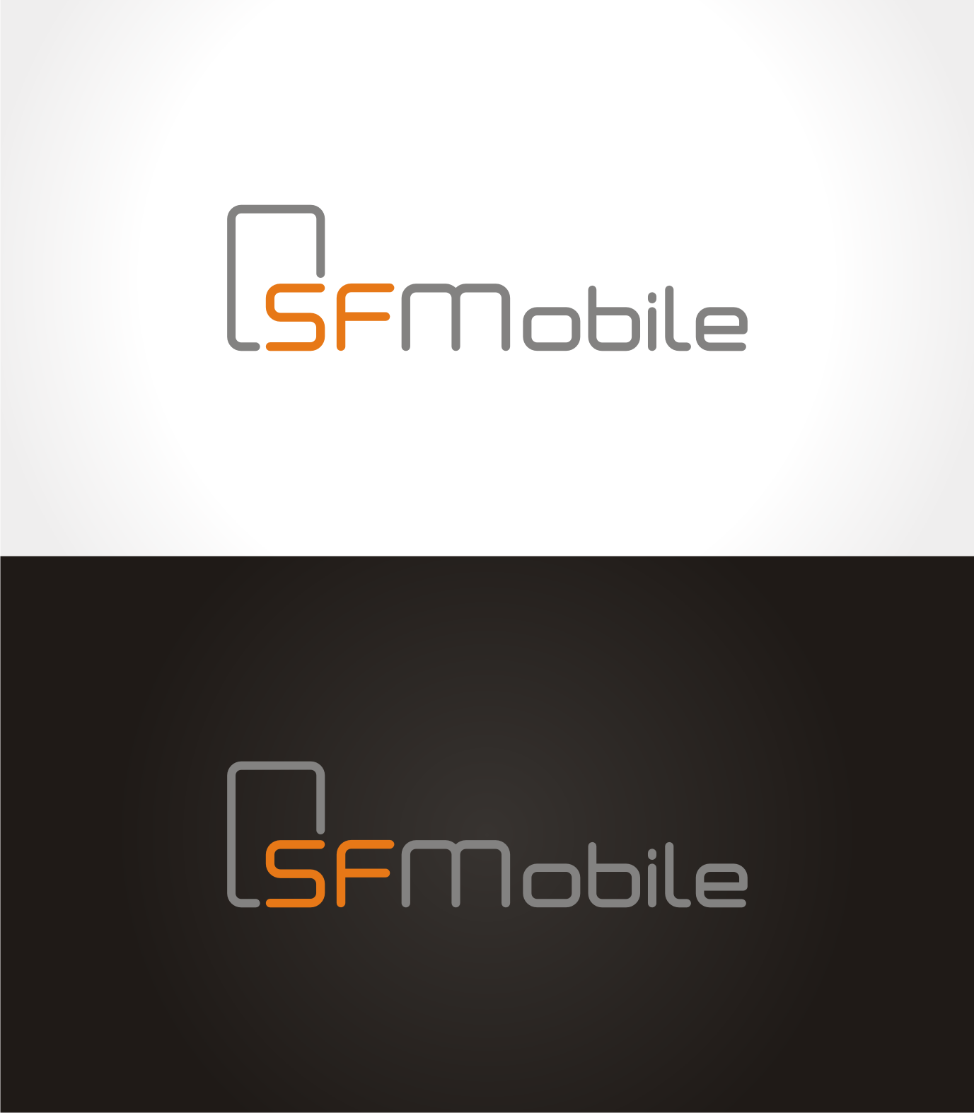 SF Mobile Logo - Information Technology Logo