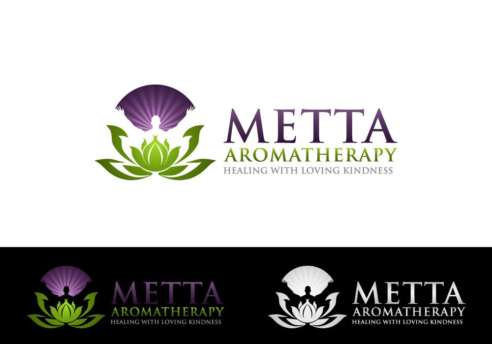 Logo For Aromatherapist By Mettalove