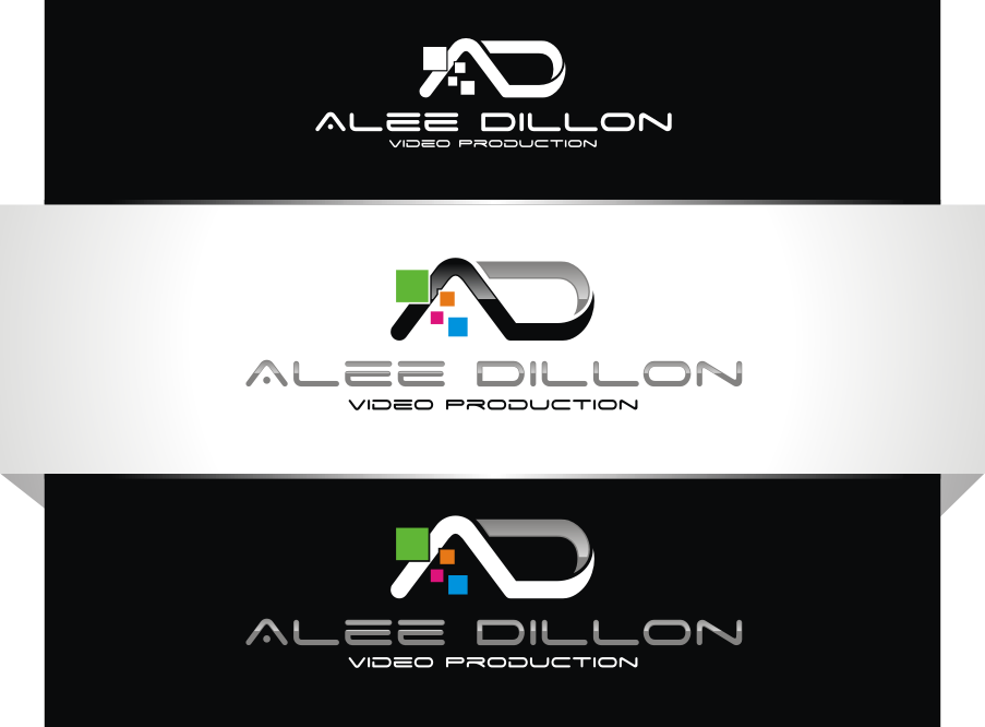 Modern Logo for a Video Production Company - Communications and Media Logo