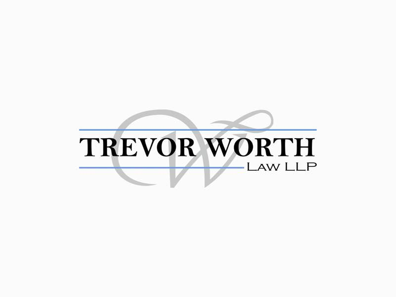 Logo for a small law practice - Law Logo