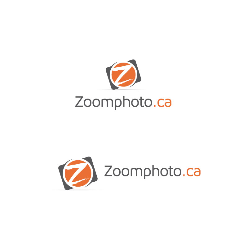 New logo for an existing company - Photography