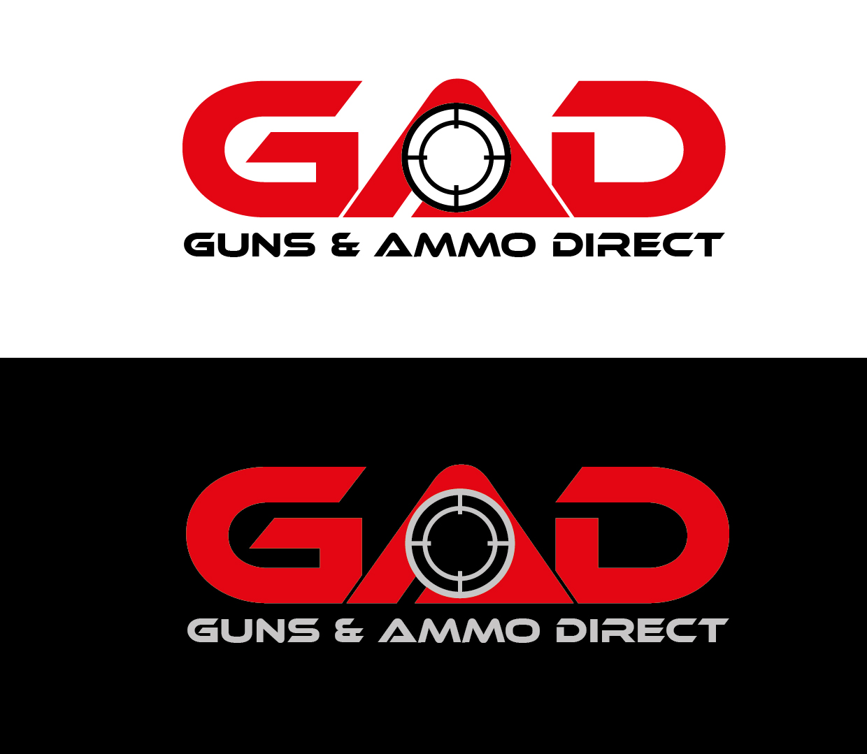 Logo for firearm,ammo, and shooting accessories company - Retailers Logo