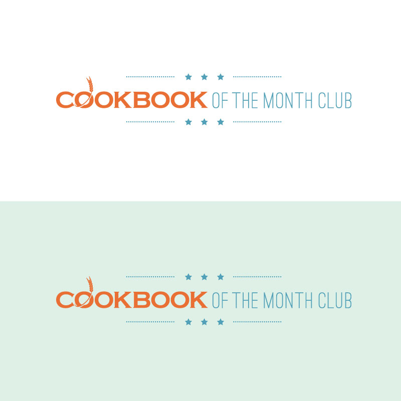 Logo for a cookbook subscription gift site - Retailers Logo