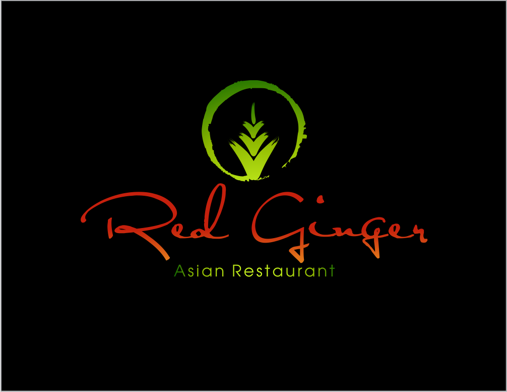 Red Ginger Asian Restaurant - Food Logo