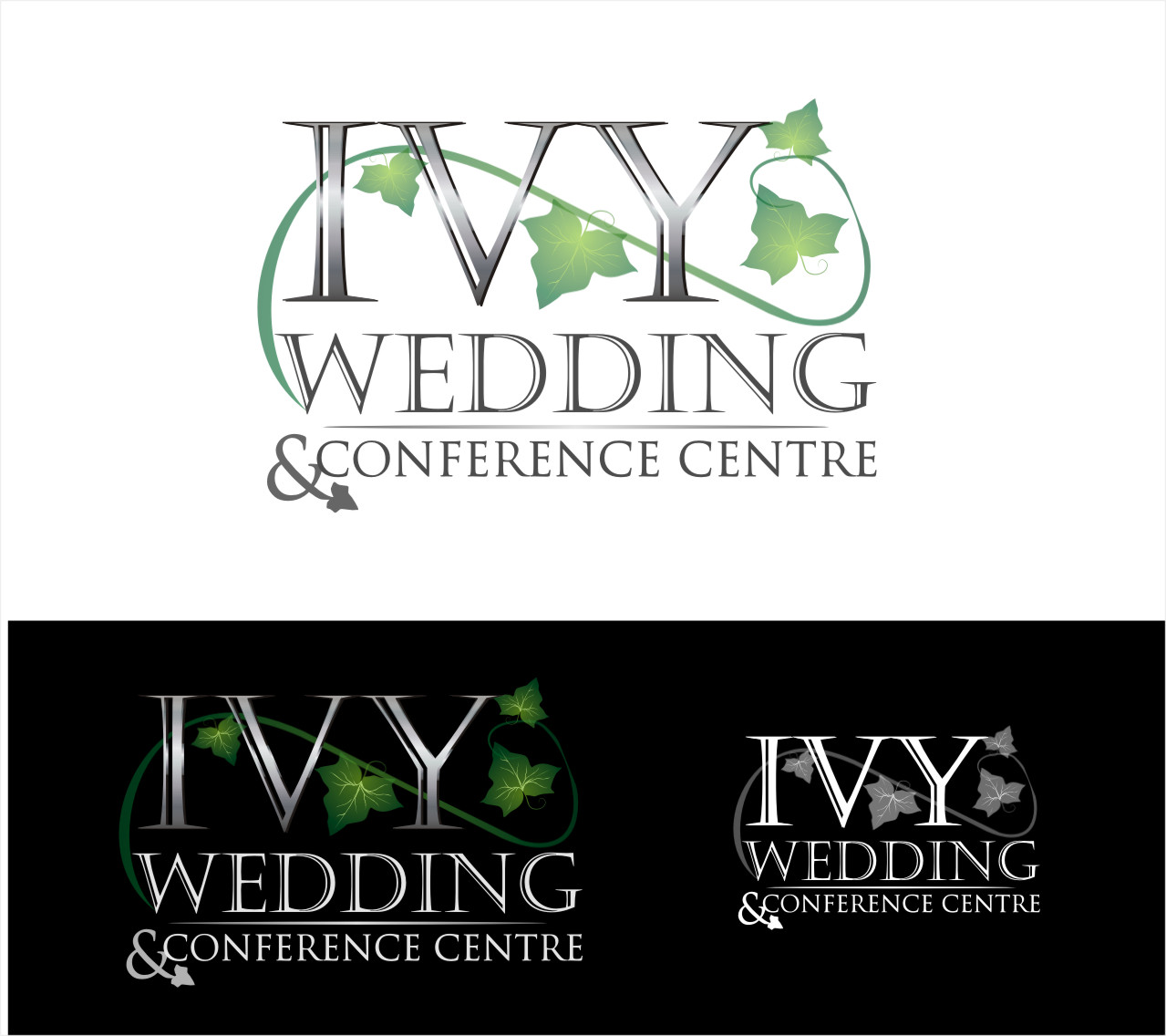 Logo for wedding and conference centre - Events Logo