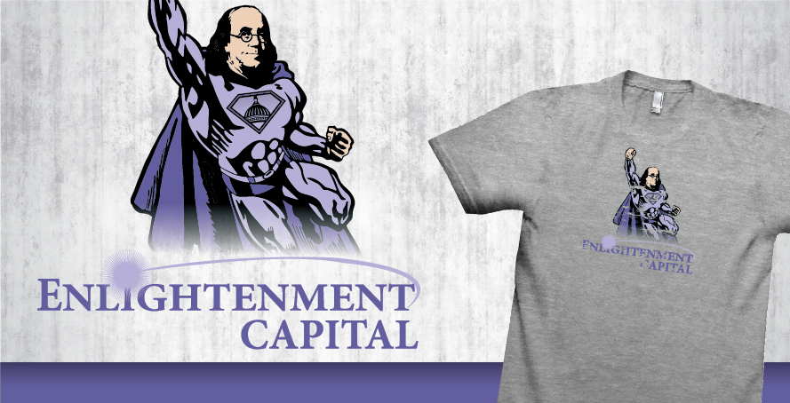 Enlightenment Capital T-Shirt - Security