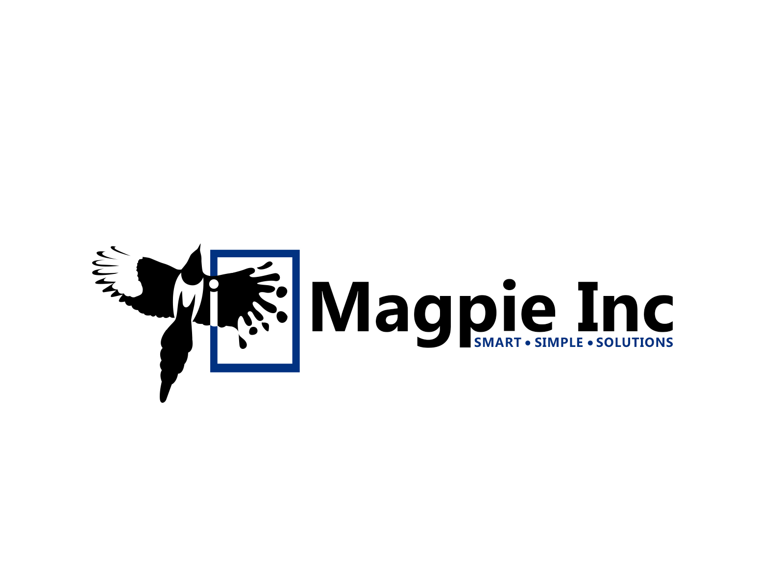 Magpie Ink - Art Logo
