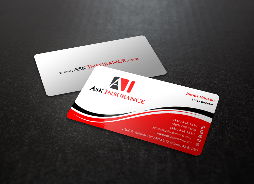 Ask Insurance Stationery - Corporate Services