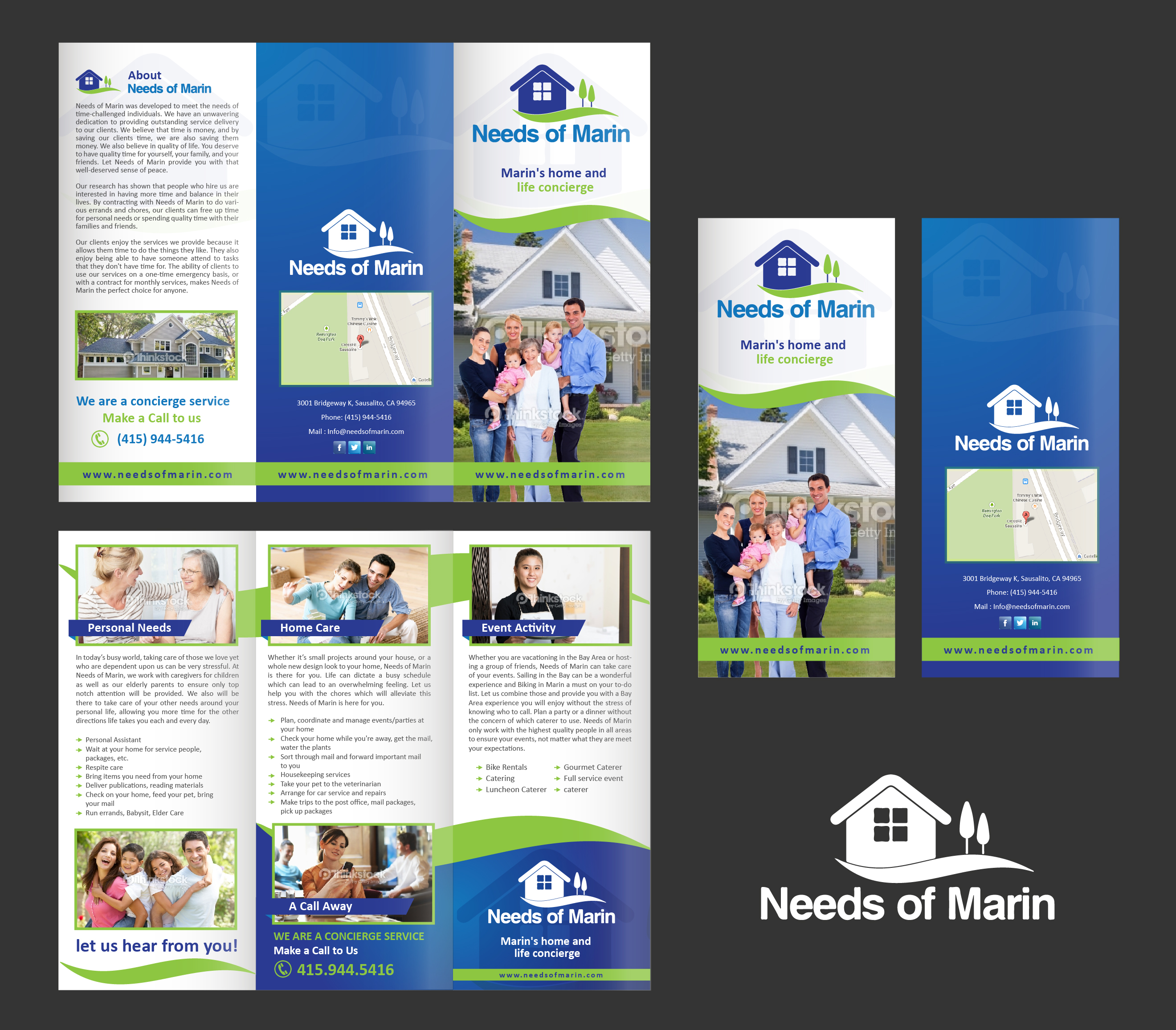 Brochure for one stop shop - Miscellaneous