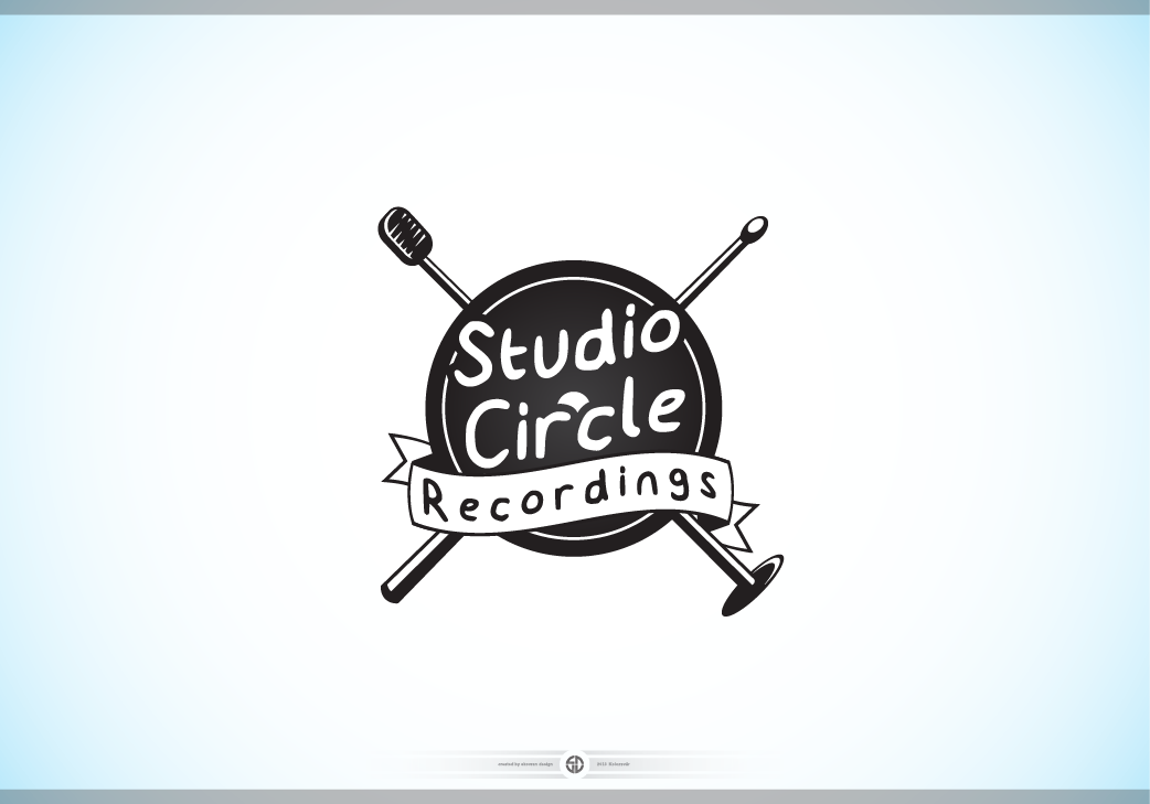 Logo for professional music and voice recording studio - Audio Logo