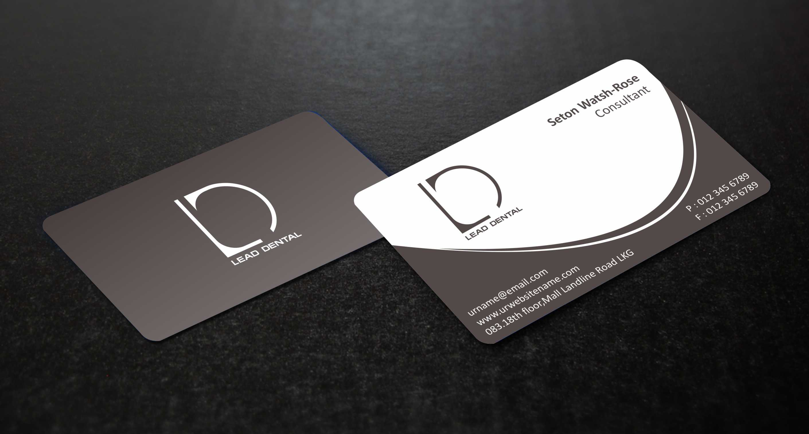 Business Card and Staionery designs for a Multi-specialty Dental office - Health