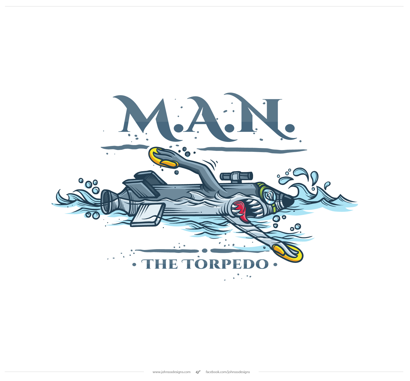"""M.A.N. The Torpedo"" - Sports"