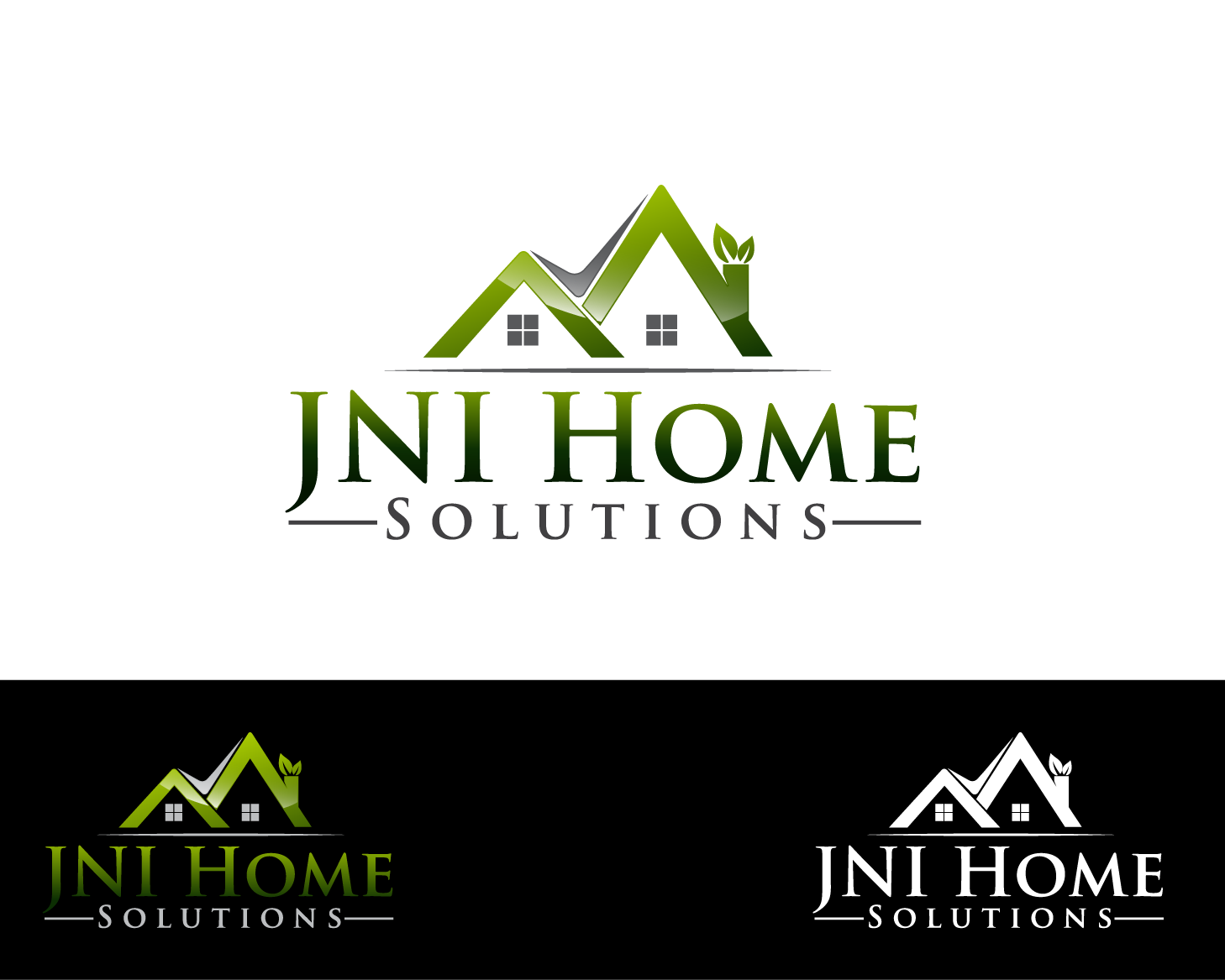 Logo For A Multi Service Home Remodeling Company By Kdmrgn