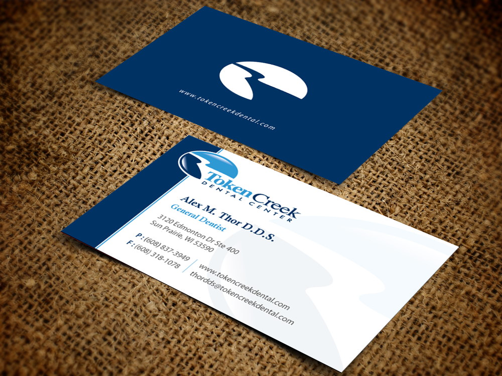 Business card/ Letterhead/ Envelope Design for Dental Office  - Health