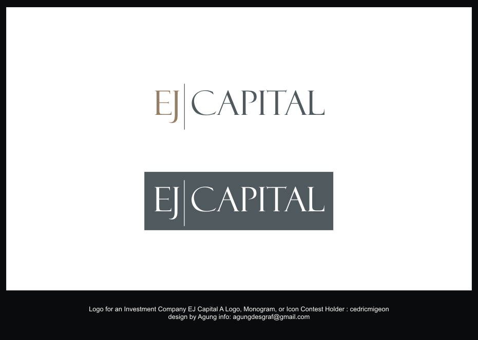 Logo for an Investment Company - Financial Services Logo