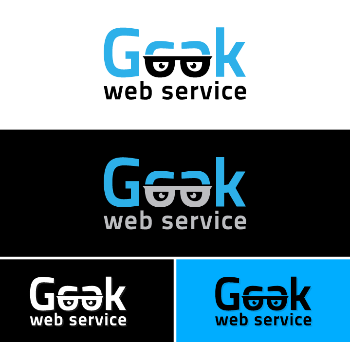 Geek Web Service - Internet Services Logo