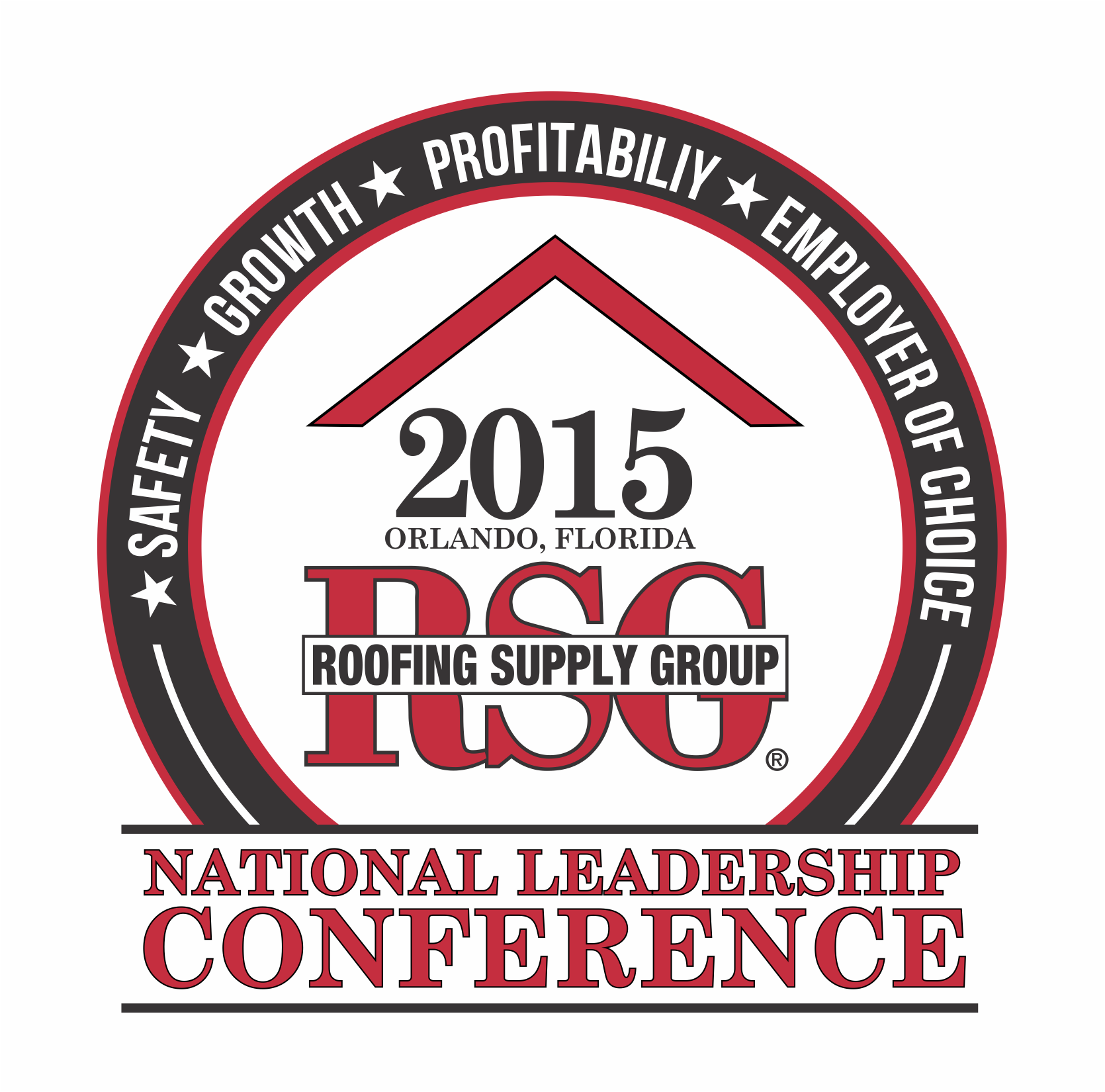 Design for  RSG Annual National Meeting logo  - Construction