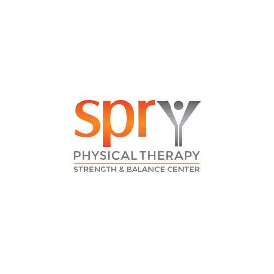 Logo for physical therapy practice for adults over 60 - Health