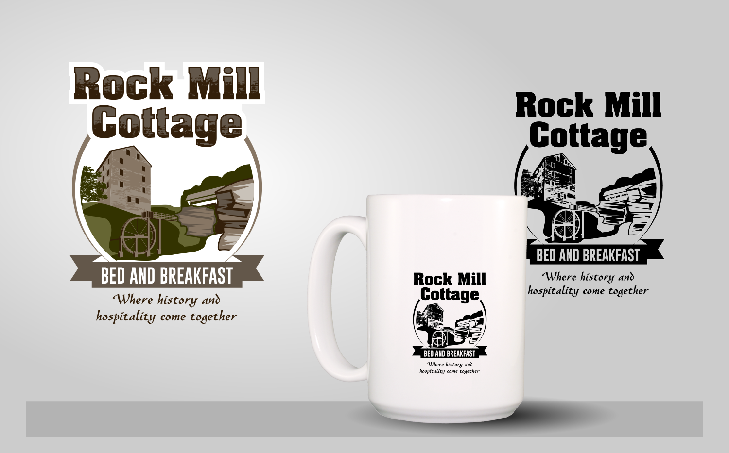 Page 4 - Rock Mill Cottage Bed and Breakfast by Jonnabrr