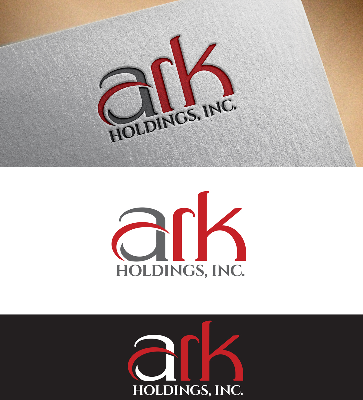 Contemporary logo for a large services holdings company - Consulting Logo