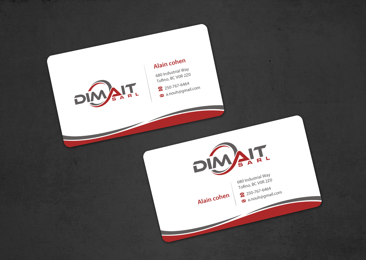 Business Cards and Stationery - Automotive