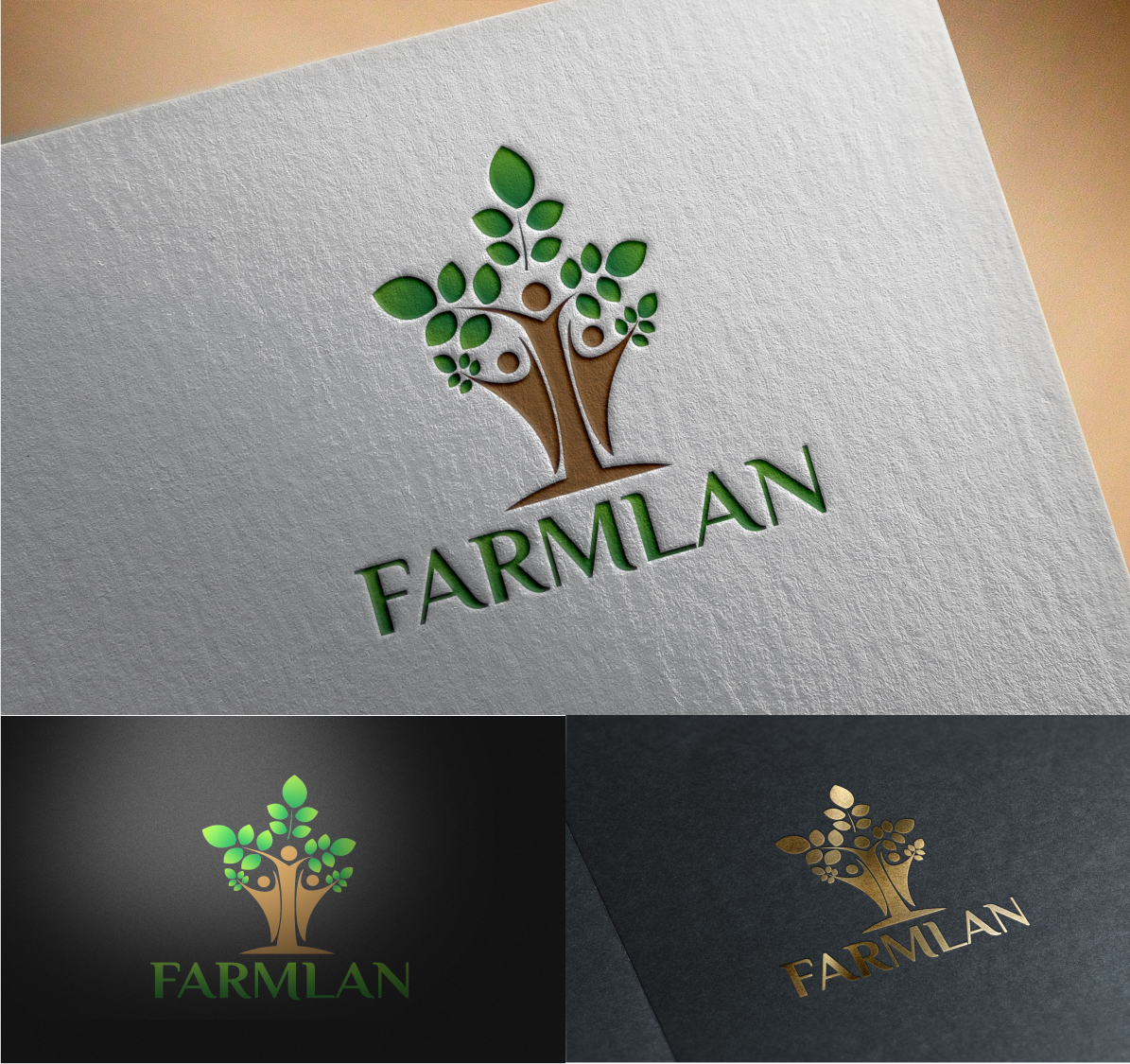 Logo for a Agro-Business / Farming Company - Agriculture Logo