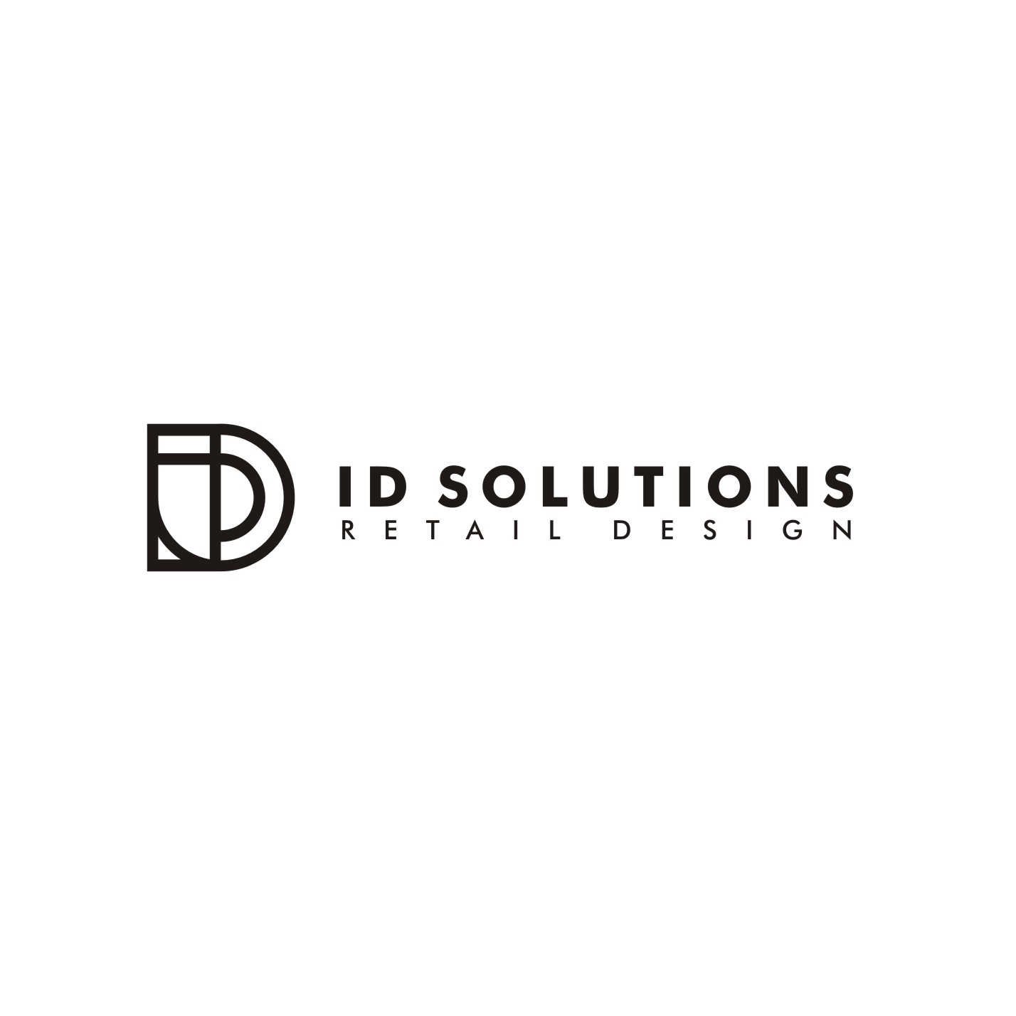 Logo for a company ID Solutions - Architecture Logo