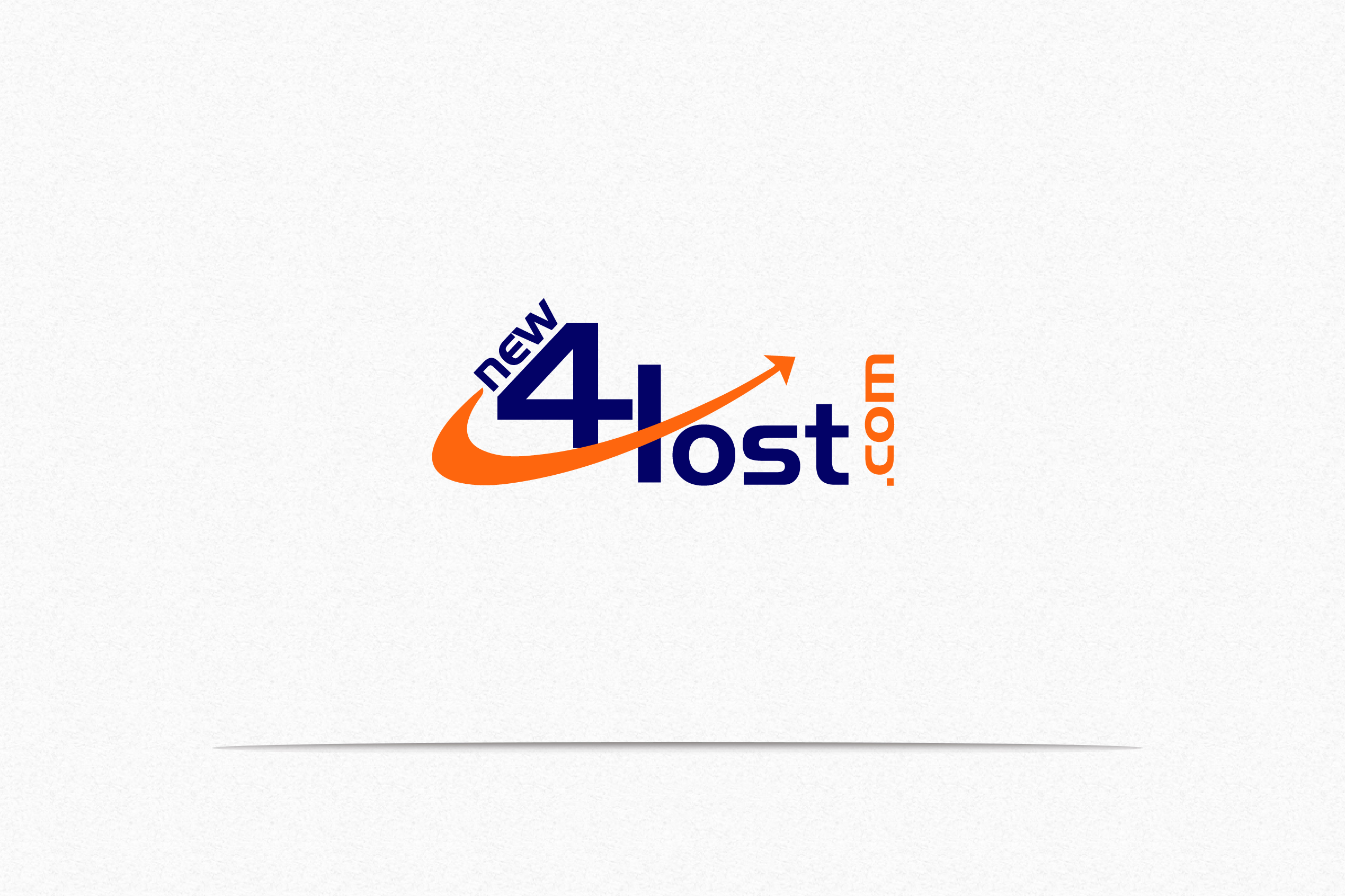 logo for an hosting website and register domain - Internet Services