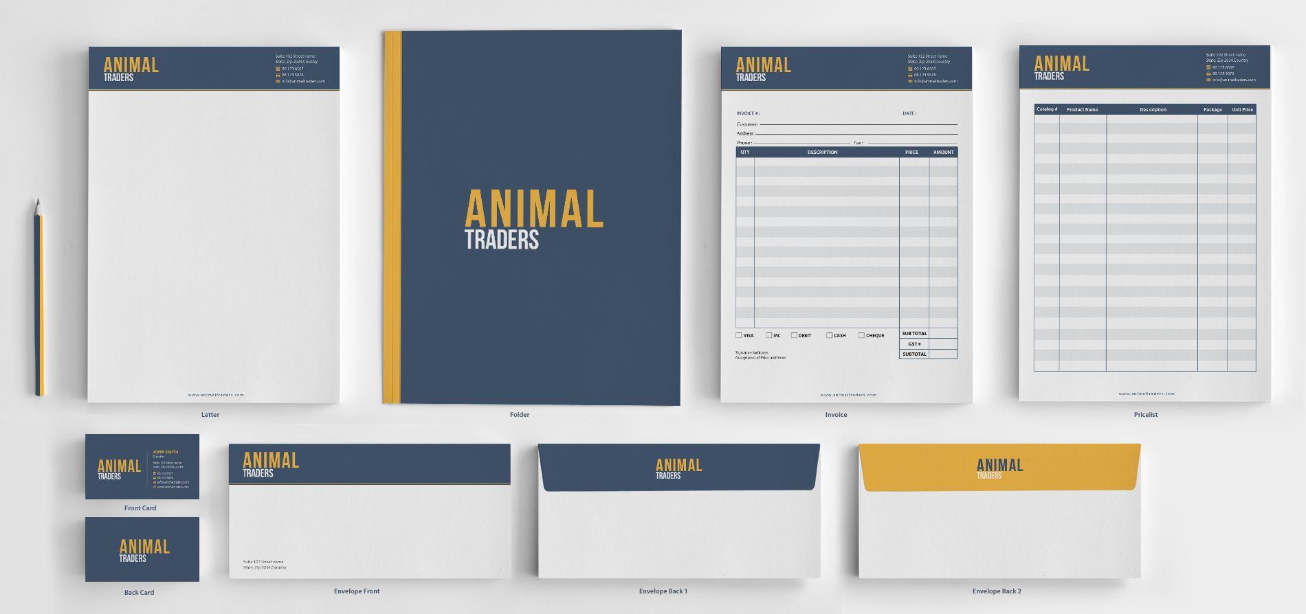 Modern Magazine for Animals  - Marketing