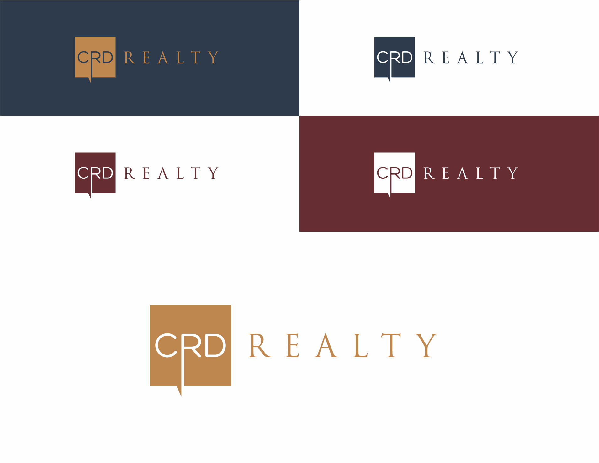 Logo for a Real Estate Company - Real Estate Logo