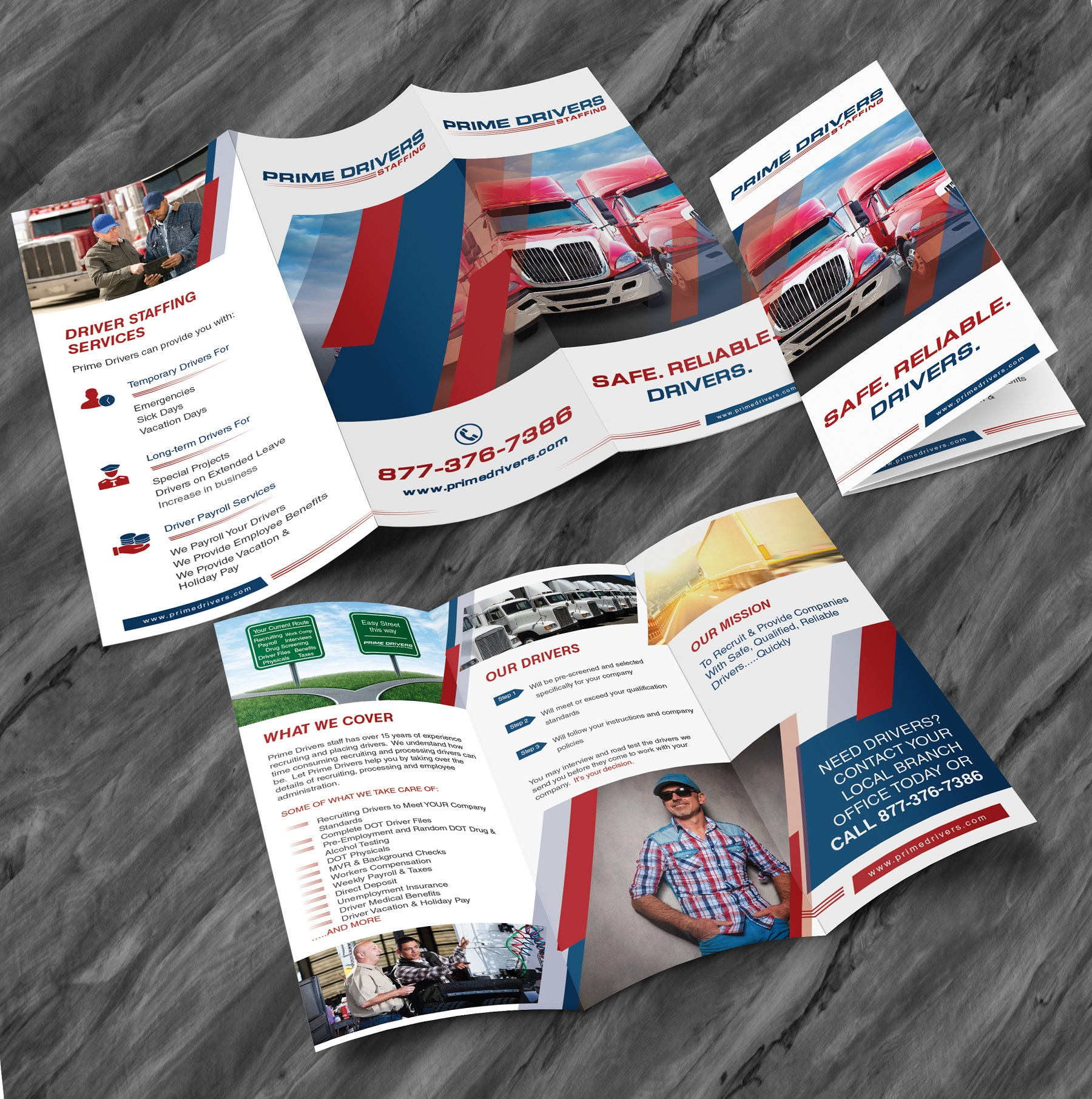PD Brochure - Transportation