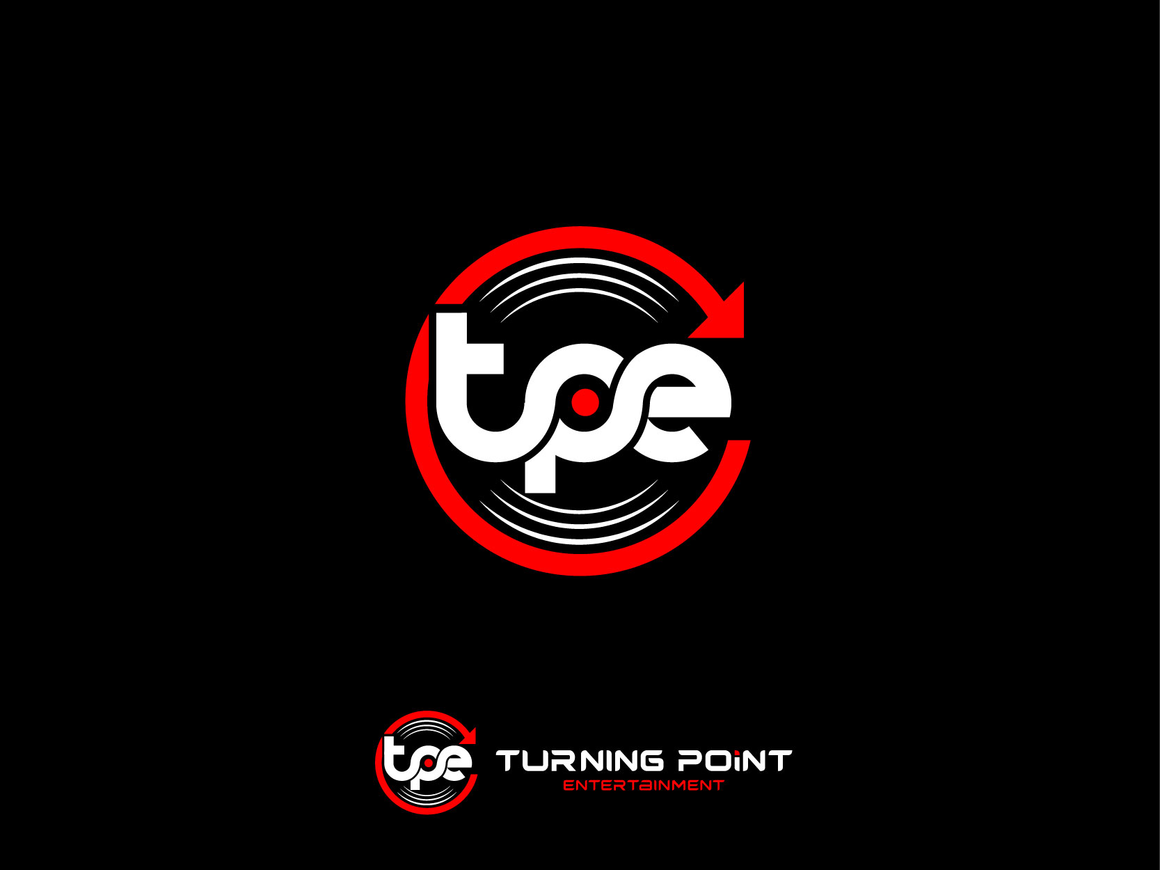 Logo for Mobile DJ Business - Entertainment Logo