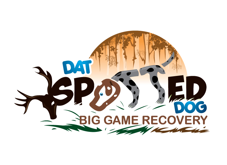 Dat Spotted Dog - Outdoors Logo