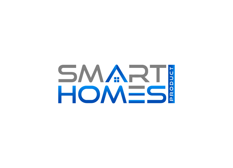 Logo for a company which supply smart and modern products for homes - Home and Garden Logo