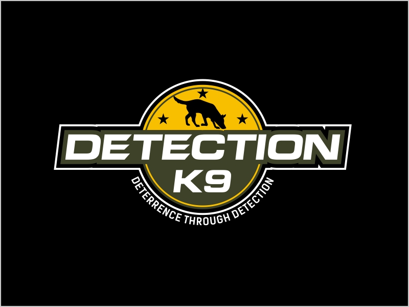 Logo for K9 detection business - Animals