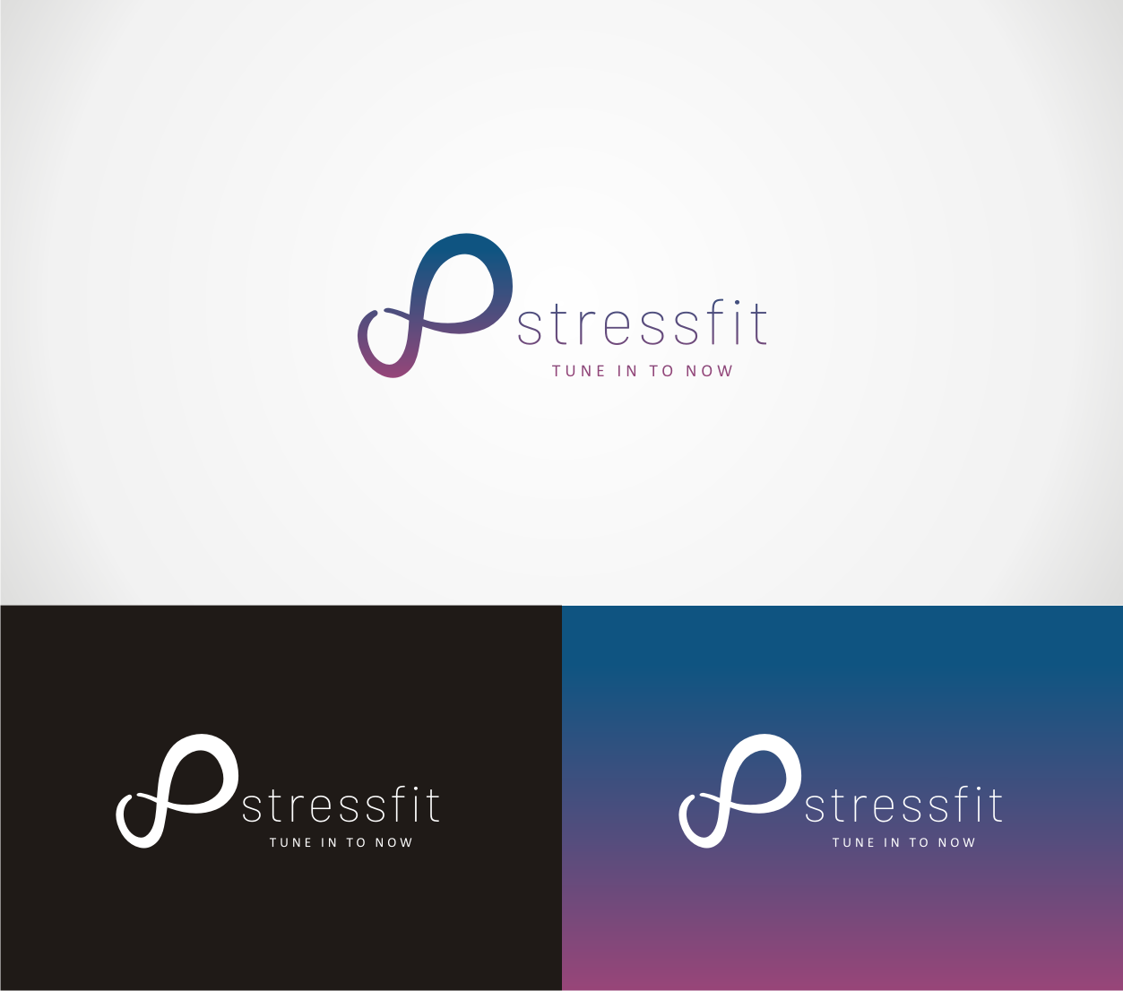 Logo for lifestyle brand on mindfulness & meditation - Health Logo