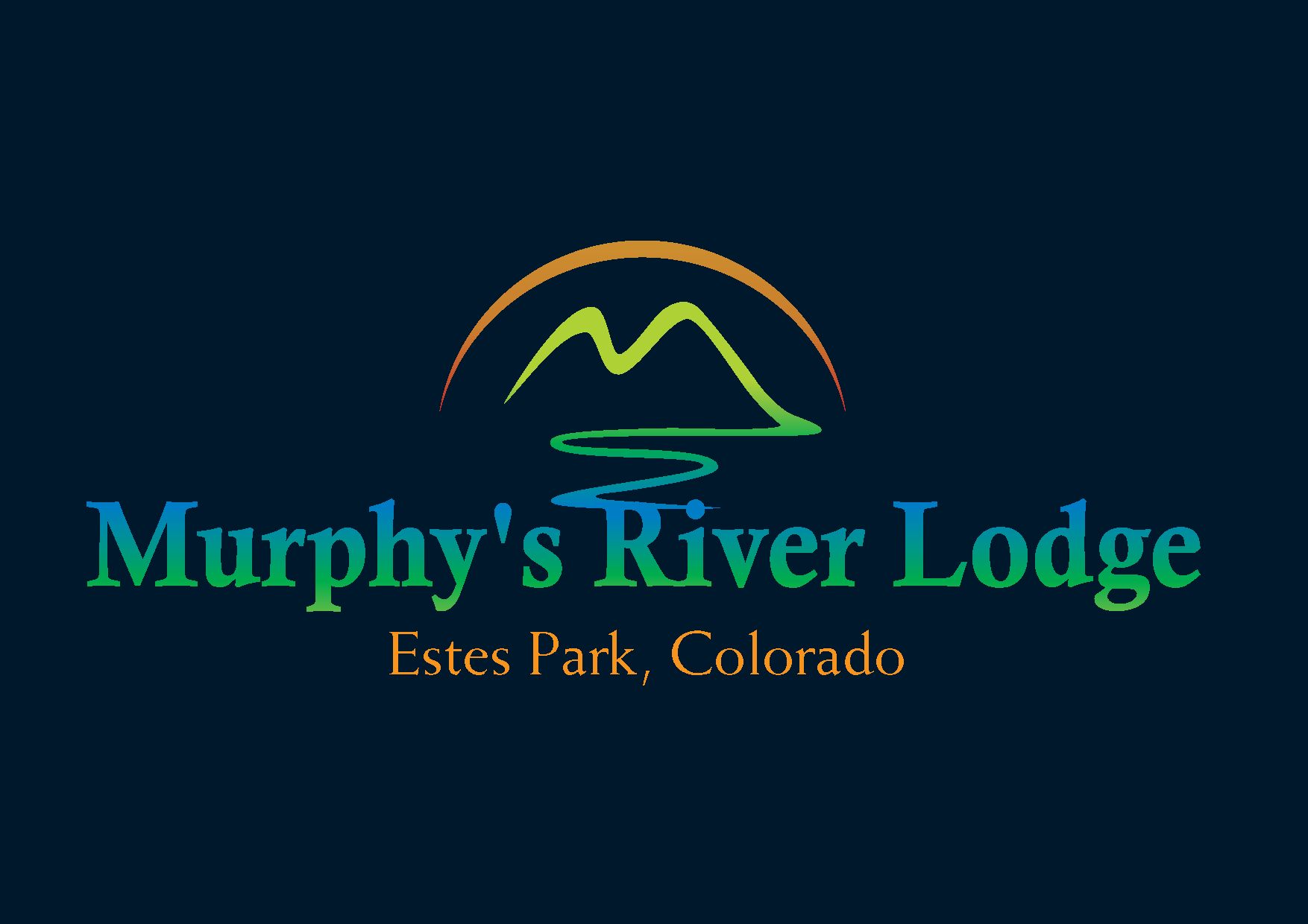 Murphy's River Lodge, Estes Park Colorado - Hospitality Industry Logo