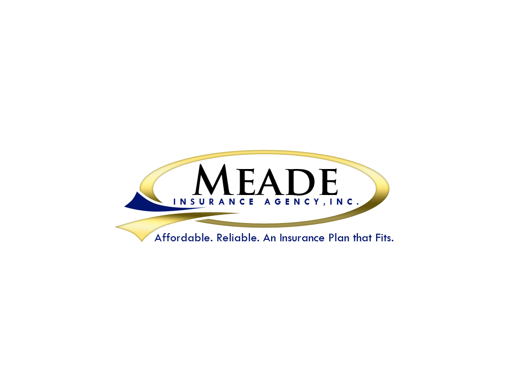 Logo for Insurance Agency by MeadeInsurance